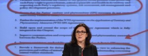 EU-US TTIP trade talks hit investor protection snag