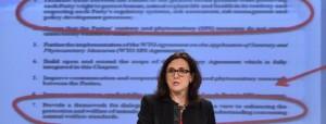 EU-US TTIP trade talks hit investor protection snag
