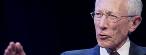 Fed's Fischer Says Rate Rise Probably Warranted by End-2015